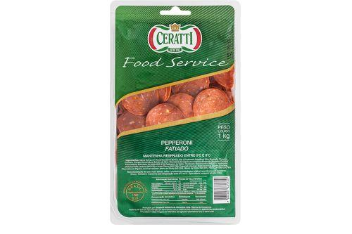 Pepperoni Fatiado