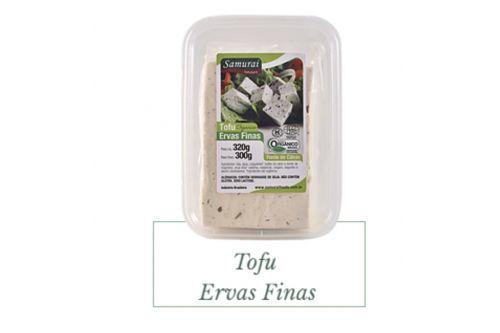 TOFU ORGÂNICO – ERVAS FINAS