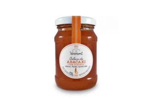 Geleia Abacaxi c/ Pimenta